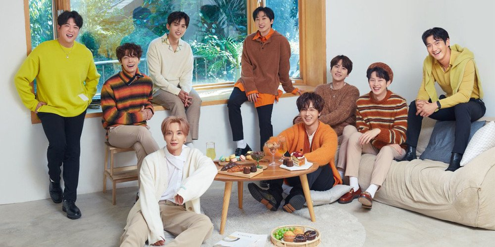 Super Junior Come Back, Siap Rilis Album Baru