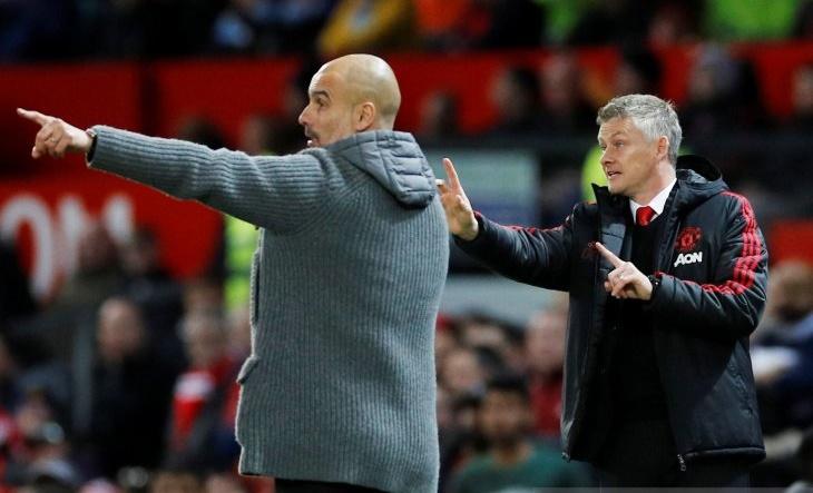 Solskjaer masih anggap Man United lebih besar dibandingkan Man City