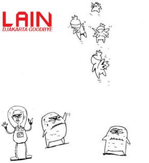 Band LAIN Rilis Ulang Album `Djakarta Goodbye`