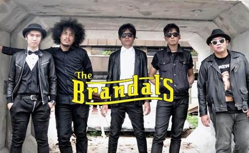 The Brandals Rilis Piringan Hitam Album Perdana