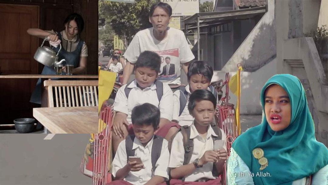 Film Pendek Apik Karya Racavana Films selain Tilik