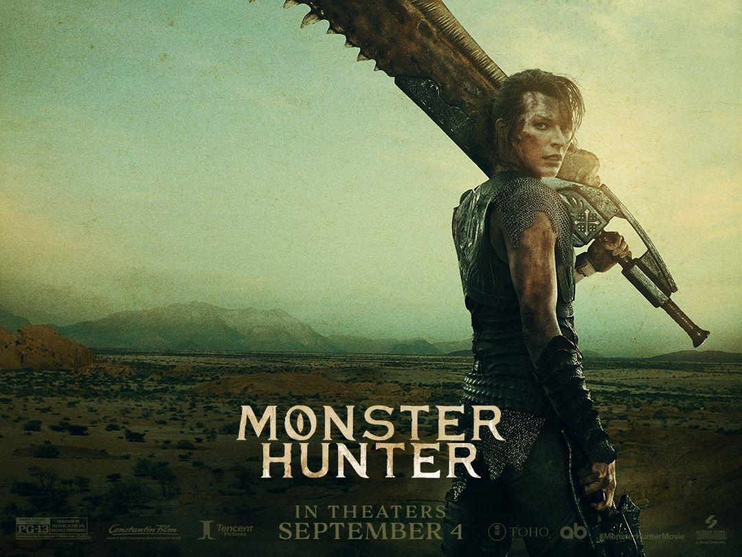 Monster Hunter Movie: Ketika Militer Bertemu Monster