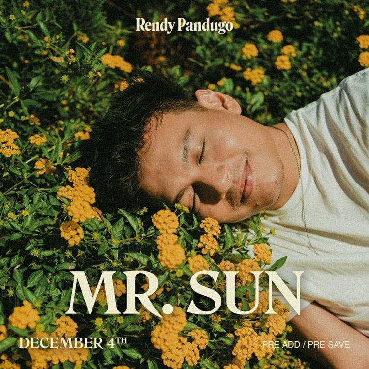 Rendy Pandugo Cerita Soal Matahari Lewat Single `MR. SUN`