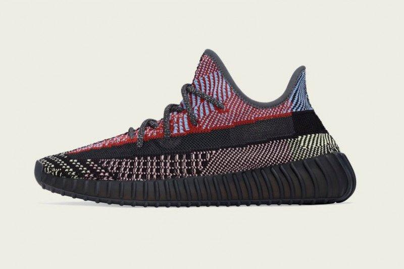Keistimewaan sneakers Yeezy Boost 350 v2 Yecheil yang diburu